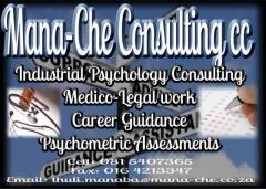 Mana-Che Consulting cc