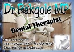 Dr Rakgole MP