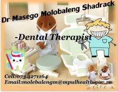 Dr Masego Molobaleng Shadrack