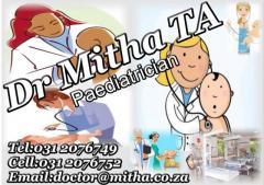 Dr Mitha T A
