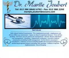 Dr. Martie Joubert