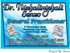 Dr. Ntshalintshali Senzo O