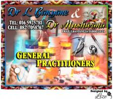 Dr L Banyane & Dr Mushwana