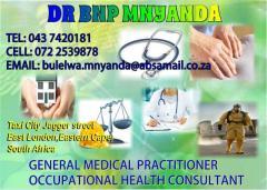 Dr BNP Mnyanda