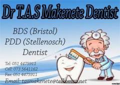 Dr T.A.S Makenete Dentist