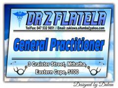 Dr Z Flatela