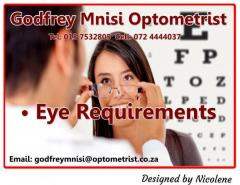 Godfrey Mnisi Optometrist