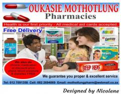 Oukasie Mothotlung Pharmacies