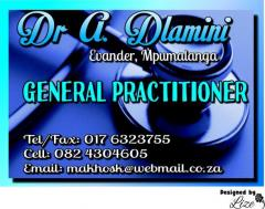Dr Dlamini General Practitioner