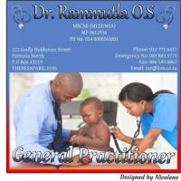 Dr Rammutla O.S