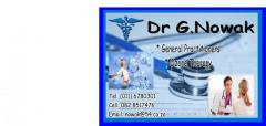Dr G Nowak