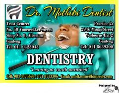 Dr. Mothibi Dentist
