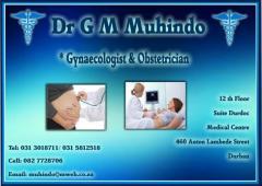 Dr G M Muhindo