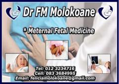 Dr FM Molokoane