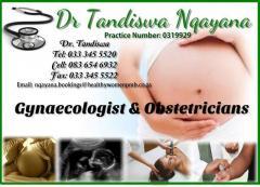 Dr Tandiswa Ngayana