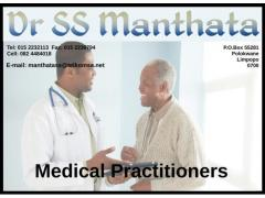 Dr SS Manthata