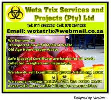 Wota Trix Services and Projects (Pty) Ltd