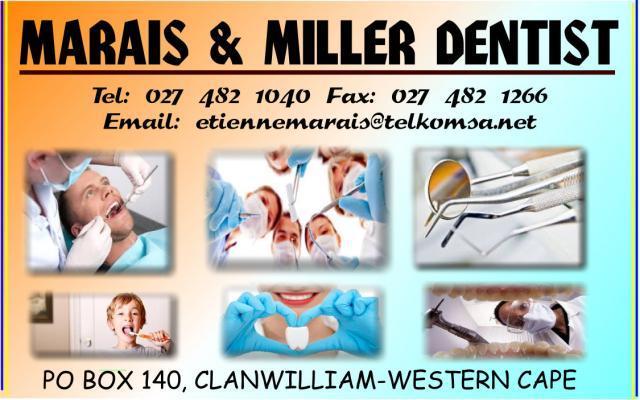 Marais and Miller Dentist