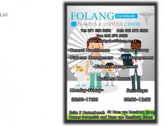 Folang Polokwane