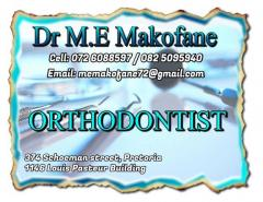 Dr. M.E Makofane