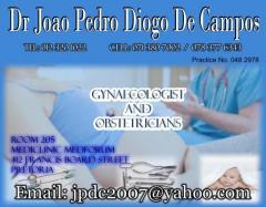 Dr Joao Pedro Diogo De Campos