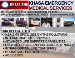 Khasa Emergency Medical Services