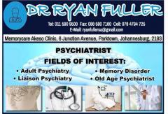 Dr Ryan Fuller