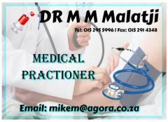 DR M M Malatji