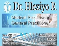 Dr.Hleziyo R