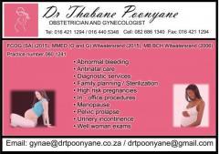 Dr Thabane Poonyane
