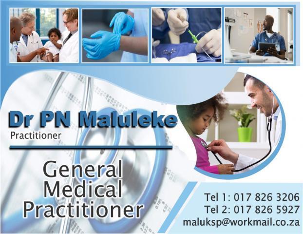 Dr. PN Maluleke