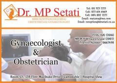 Dr Matuma Phillemon Setati