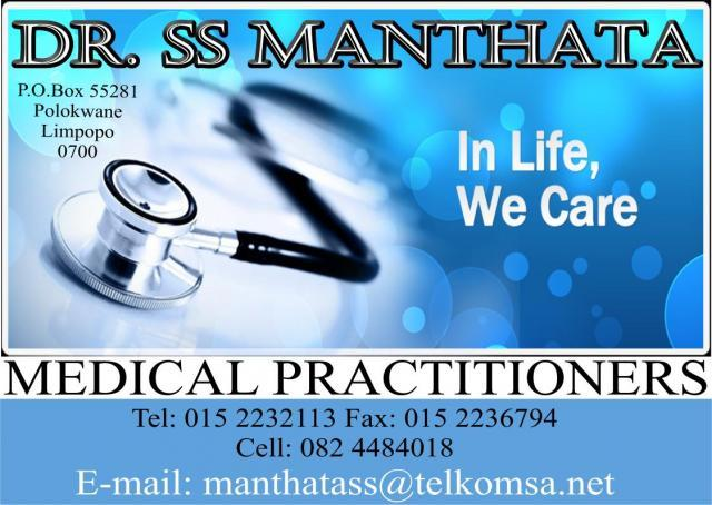 Dr. SS Manthata