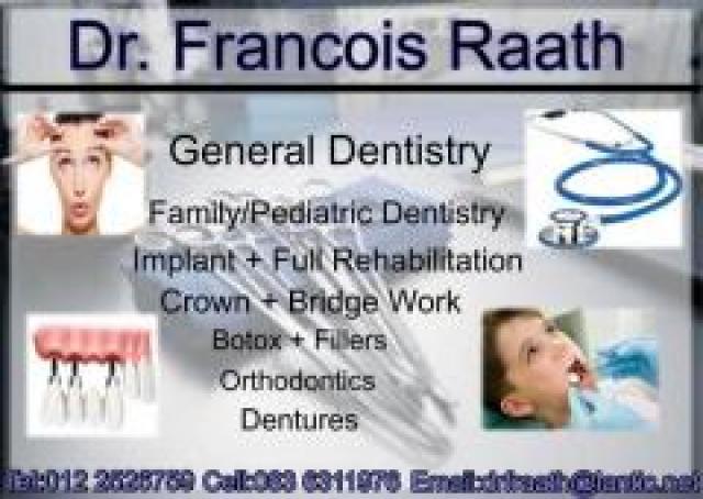 Dr. Francis Raath