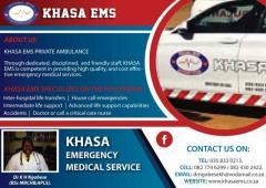 Khasa Emergency Medical Service