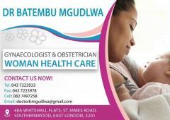 Dr Batembu Mgudlwa