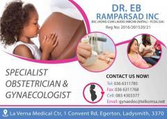 Dr Eugene Ramparsad