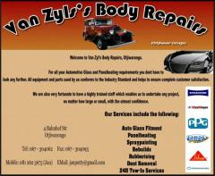 Van Zyl`s Body Repairs