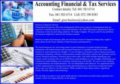 Accounting Financial & Tax Services