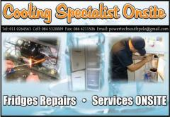 Cooling Specialist Onsite