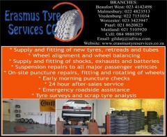 Erasmus Tyre Services