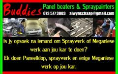 Buddies Panel beaters & Spraypainters