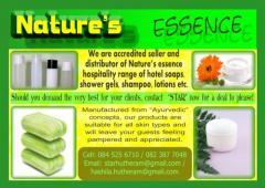 NATURE'S ESSENCE