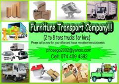 Furniture Transport Company!!!