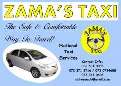 Zama's Taxi