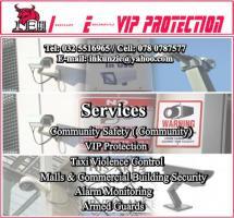 Inkuzi Ebomvu VIP Protection