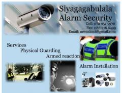 Siyagagabulala Alarm Security