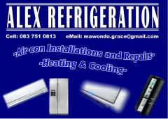 ALEX REFRIGERATION