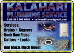 KALAHARI PLUMBING SERVICE