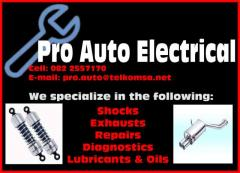 Pro Auto Electrical